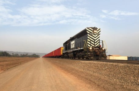 Guinea: train to transport bauxite in provider quickly