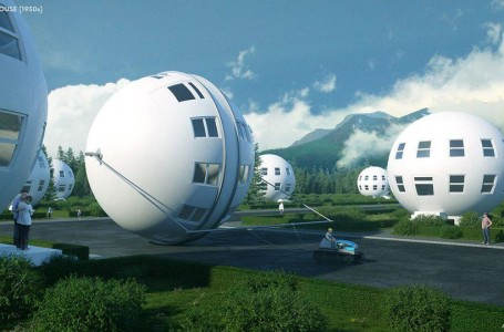 That Never Was: Angie's List Reimagines The Golden Age Of Futuristic Home Designs